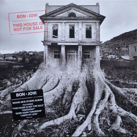 Vinilo Bon Jovi - This House Is Not...