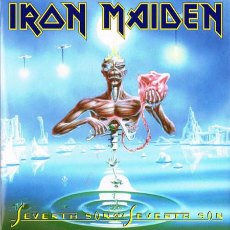 Vinilo Iron Maiden - Seventh Son Of A...