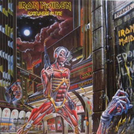 Vinilo Iron Maiden - Somewhere In Time