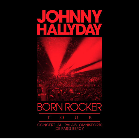 Vinilo Johnny Hallyday - Born Rocker...