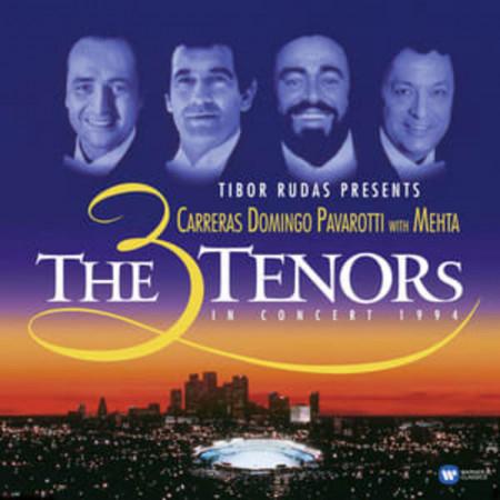 Vinilo Clasicos Warner - 3 Tenors The...