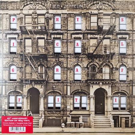 Vinilo Led Zeppelin - Physical Graffiti