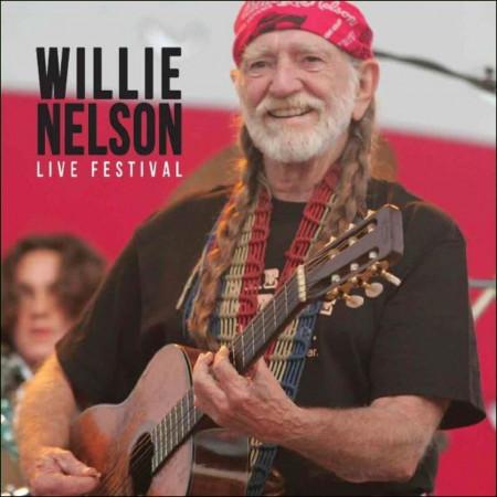 Vinilo Willie Nelson - Live Festival