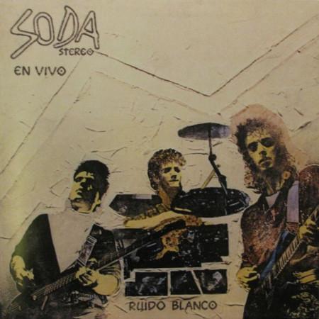 Vinilo Soda Stereo - Ruido Blanco