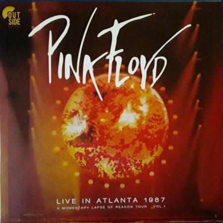 Vinilo Pink Floyd - Live In Atlanta 1987
