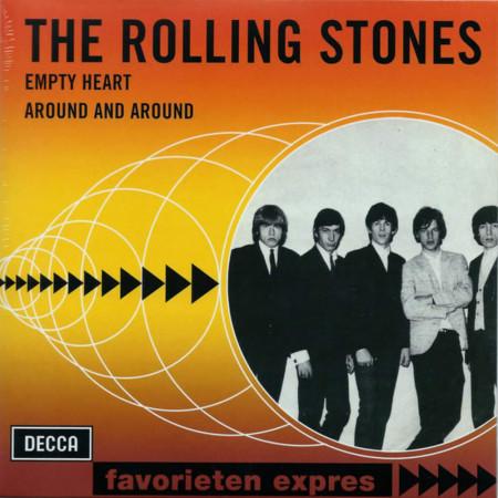 Vinilo The Rolling Stones - Empty...