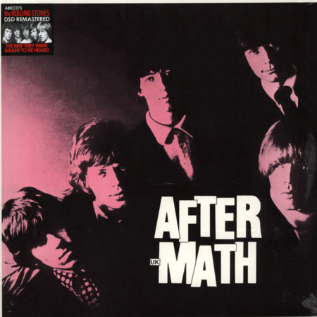 Vinilo The Rolling Stones - Aftermath
