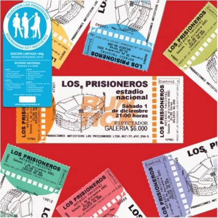 Vinilo Los Prisioneros - Estadio...