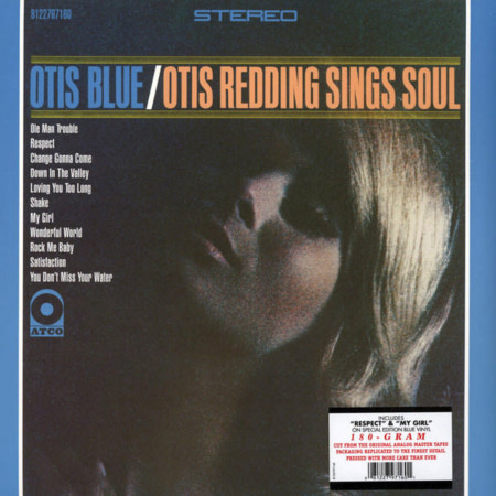 Vinilo Otis Redding - Otis Blue