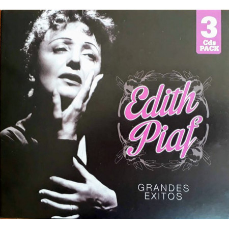 Cd Edith Piaf - Edith Piaf Grandes...
