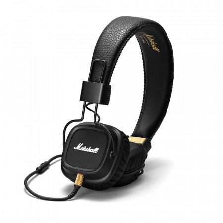 Audifono Marshall - Major Ii Black On...