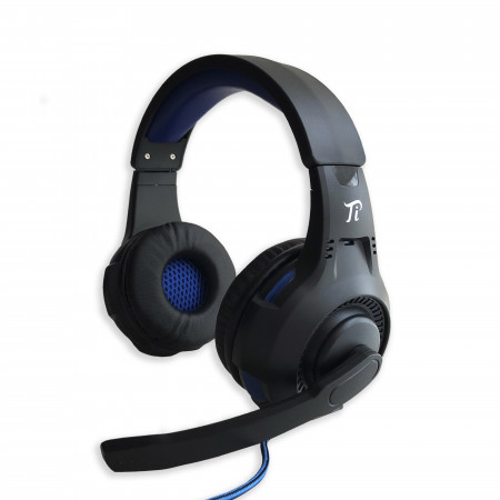 Audifono Pi - Gamer On Ear Blue