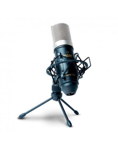 Micrófono condensador de estudio...
