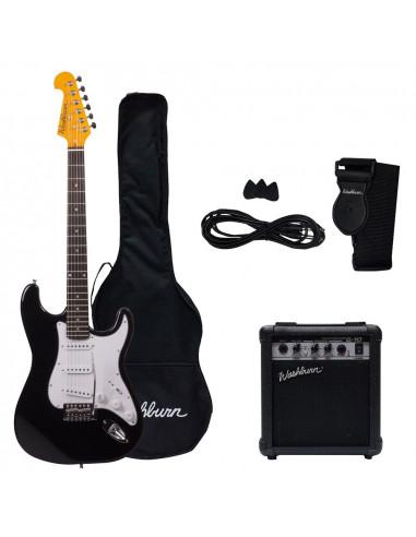 Pack Guitarra Eléctrica WS300B...