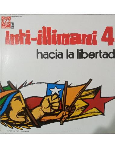 Vinilo Inti Illimani 4 - Hacia la...