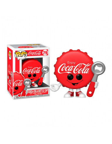 Funko Pop - Coca Cola Bottle Cap - N°...