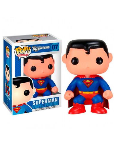 Funko Pop - Superman - Dc Universe
