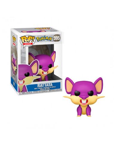 Funko Pop - Rattata - N° 595 - Pokemon