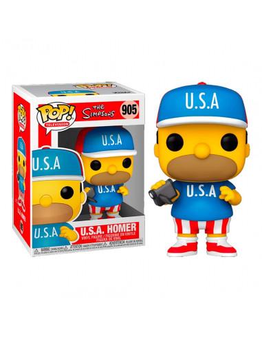 Funko Pop - U.S.A. Homer - N° 905 -...