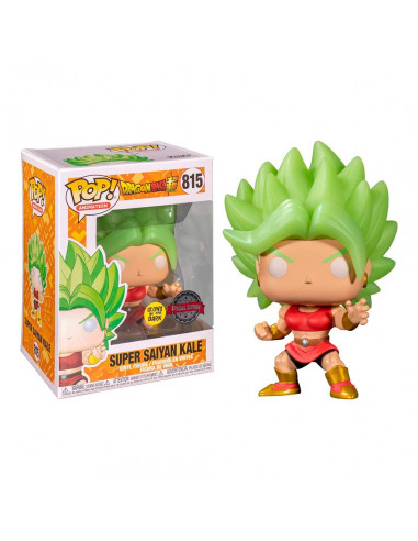 Funko Pop - Super Saiyan Kale -...